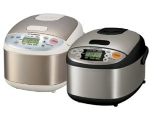 zojirushi is one of the leading brands for cookers