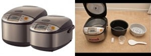 Zojirushi NS-TSC10 Rice Cooker and Warmer uses micom and neuro fuzzy technology
