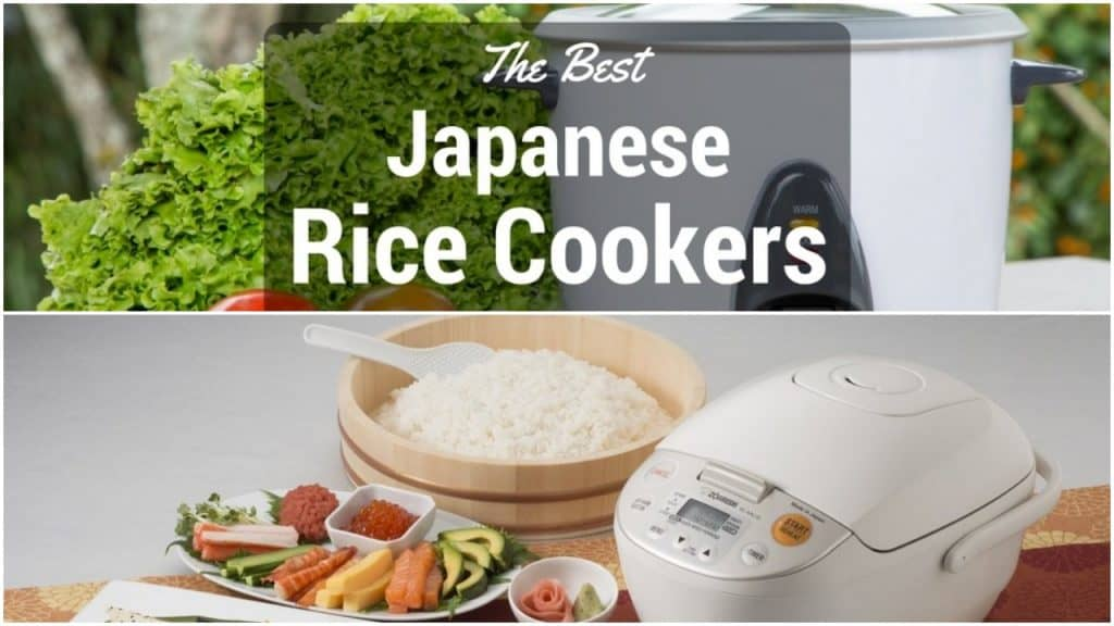 the best Japanese rice cookers guide
